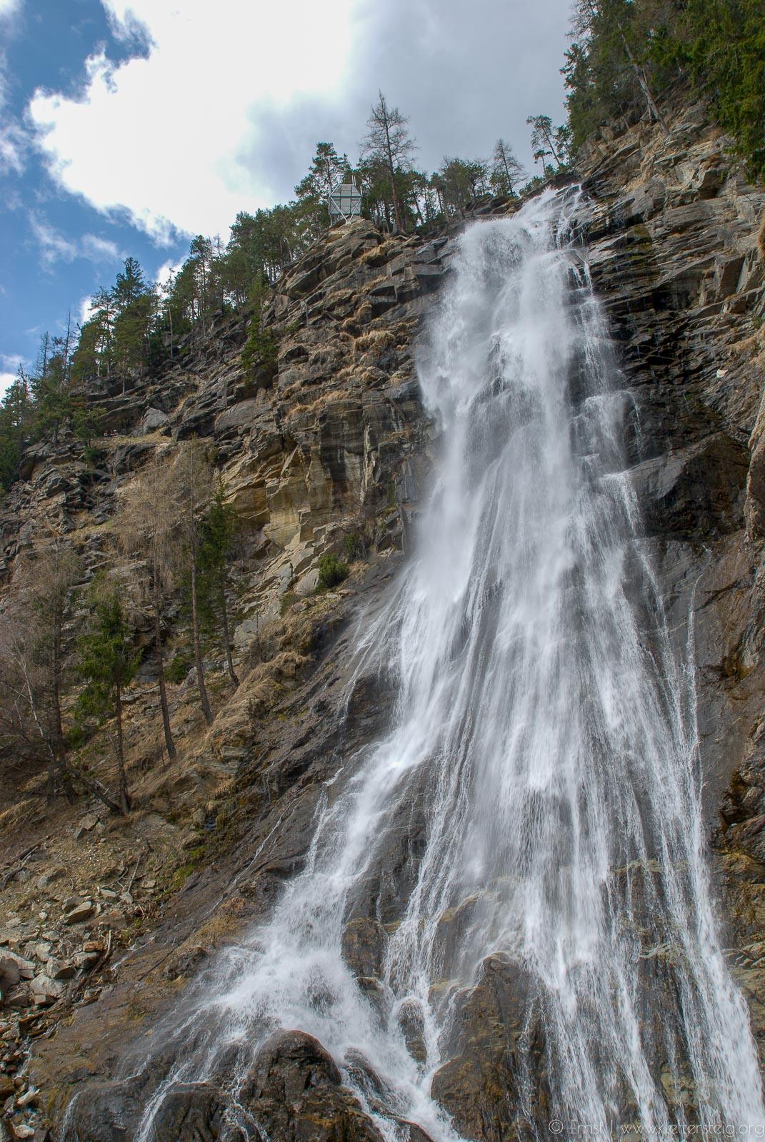 Stuibenfall Klettersteig