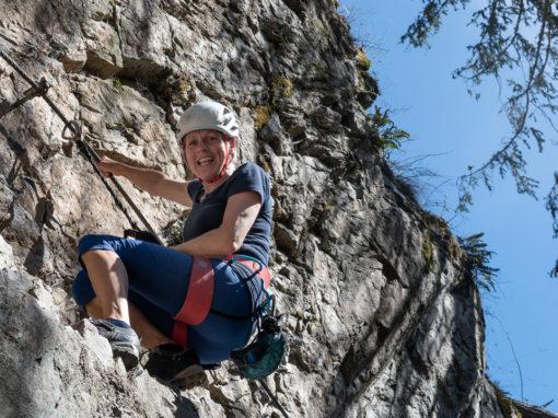 9. Mai 2021 | Stuibenfall Klettersteig